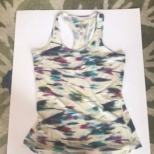 Lucy Multi Color Tank Top S